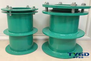 非标与国标柔性防水套管