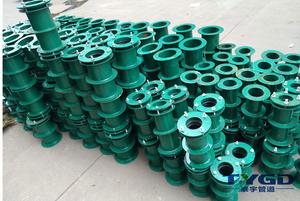 非标柔性防水套管发货